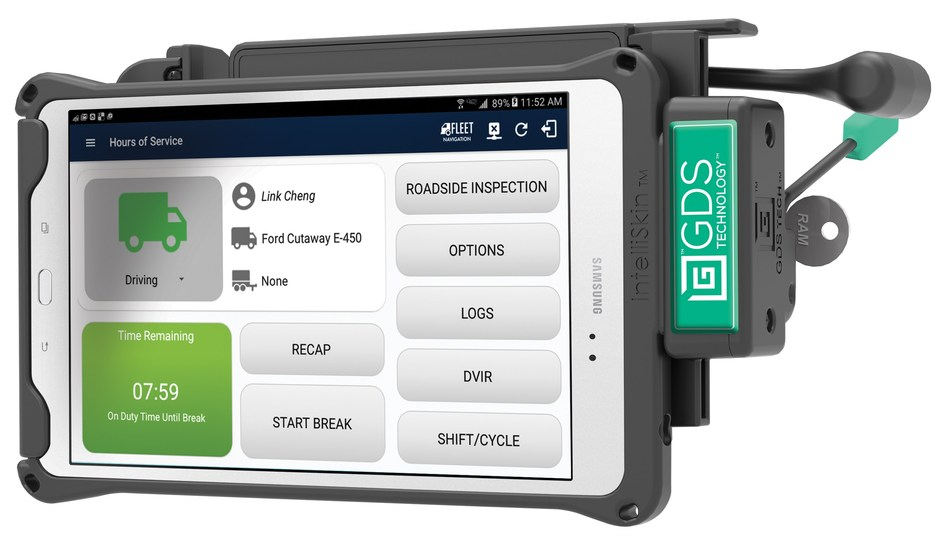 Featured Magellan Fleet Solutions Now Available on Commercial Samsung Mobile Devices