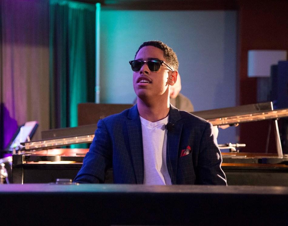 Organ and Piano Prodigy, Matthew Whitaker