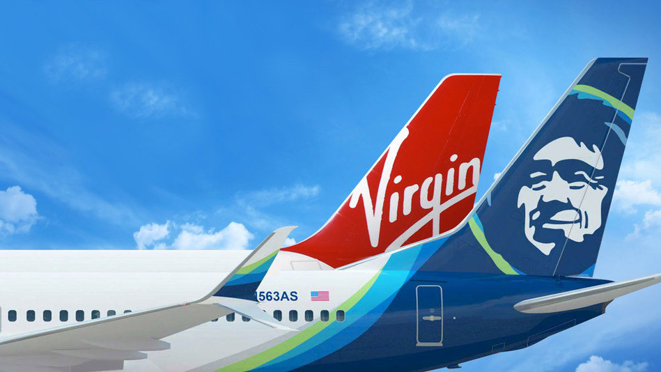 Alaska Airlines and Virgin America to relocate to Terminal 7 at JFK (PRNewsfoto/Alaska Airlines)