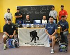 Wounded Warrior Project Veterans Receive National Support from Operation Supply Drop