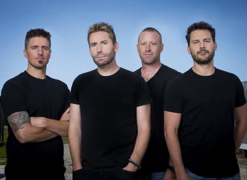 Nickelback - Photo: Richard Beland