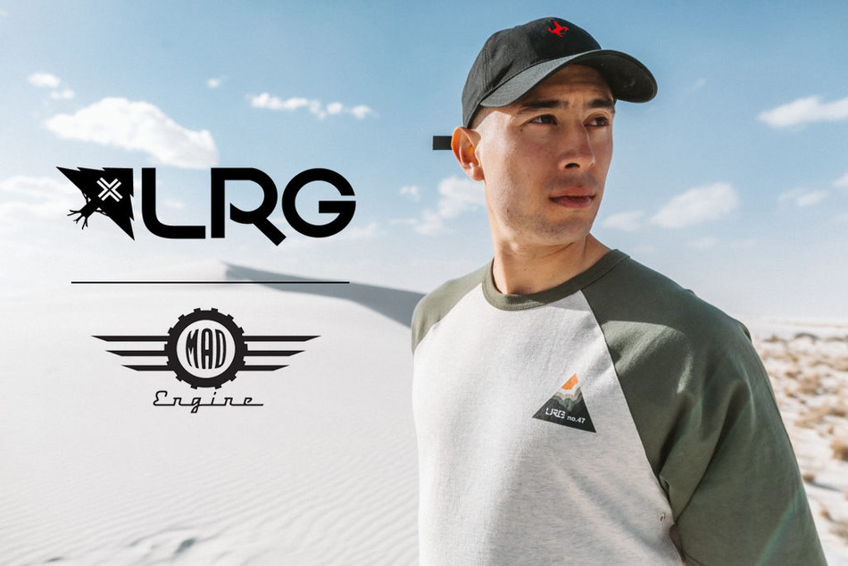 Mad Engine LLC, a leading full-service licensed apparel company, today announced that has acquired urban streetwear brand Lifted Research Group, Inc. (LRG).