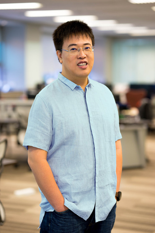 Mr Danian Chen, Founder and CEO of LinkSure (PRNewsfoto/LinkSure China Holding Pte. Ltd)