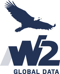 W2 Global Data (W2) Logo (PRNewsfoto/W2 Global Data (W2))