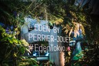 Wild & Wonder in the Digital Age: L'eden by Perrier-Jouët is Unveiled in Tokyo