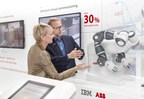 Photo Advisory - ABB and IBM Partner in Industrial Artificial Intelligence Solutions
