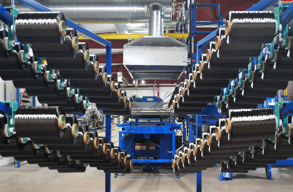 Long fiber composite technology firm PlastiComp has completed installation of a second pultrusion line dedicated to manufacturing long carbon fiber reinforced thermoplastic composite pellets at its Winona, Minn., facility.
