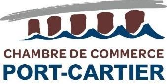 Logo : Chambre de commerce de Port-Cartier (Groupe CNW/Corporation de développement économique de la région Port-Cartier)