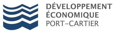 Logo : Développement économique Port-Cartier (Groupe CNW/Corporation de développement économique de la région Port-Cartier)