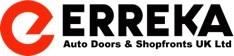ERREKA Logo (PRNewsfoto/ERREKA Auto Doors & Shopfronts)
