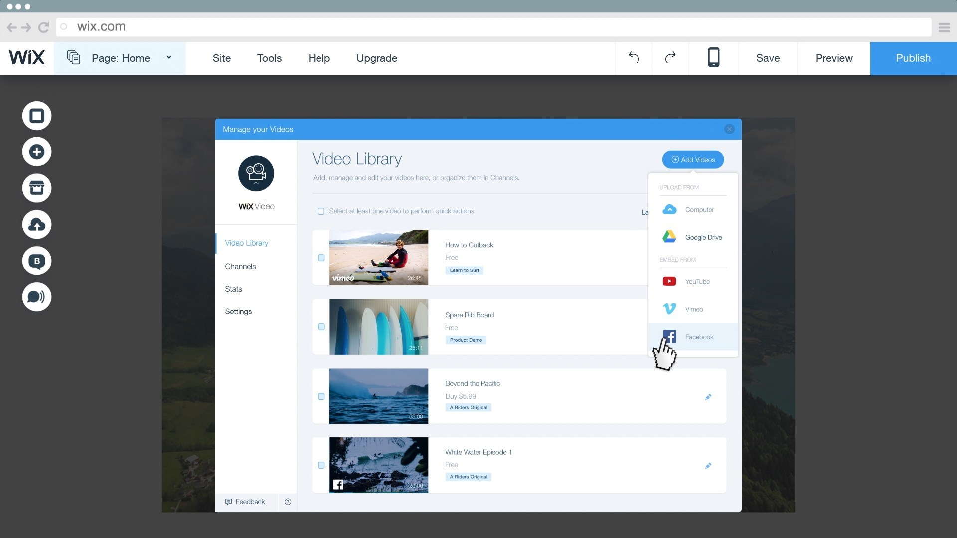 Launch of Wix Video Gives Users Unparalleled Video Capabilities