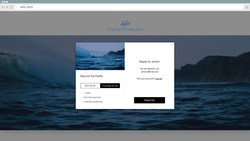 Wix Video enables easy checkout for video rentals and purchases.
