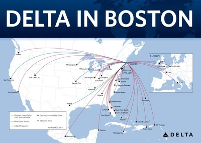 VA: Nonstop $200 Roundtrip Flights to Boston Coming to ORF in September