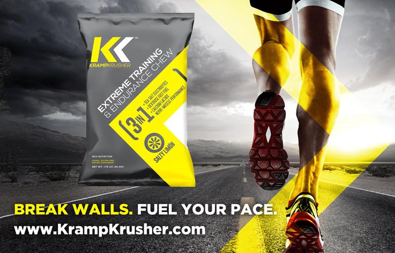 Kramp Krusher 3 in 1 Extreme Training & Endurance Chew