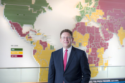 "Newseum President and CEO Jeffrey Herbst is the former president of Colgate University and brings insightful perspective to the current debate on free speech on college campuses. In a white paper published on April 25, Herbst outlines his argument that students increasingly believe in the ""right to non-offensive speech."""
