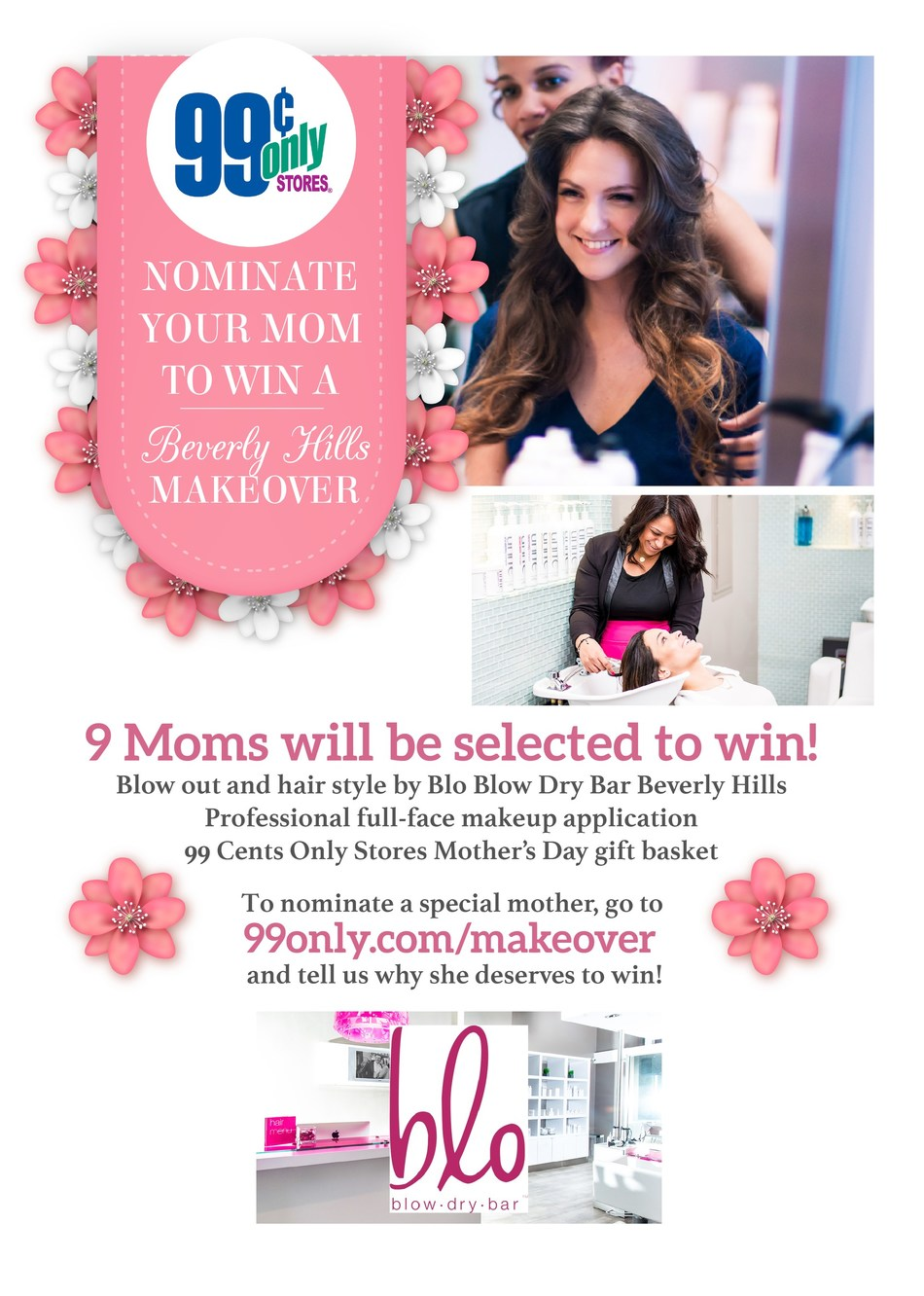 99 Cents Only Stores Mommy Makeover!