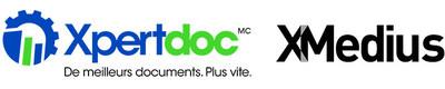 Xpertdoc automatise l'échange sécurisé de fichiers avec la solution XMediusSENDSECURE (Groupe CNW/Xpertdoc Technologies Inc.)
