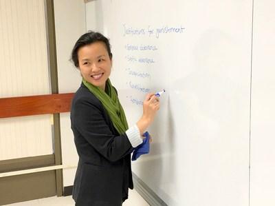 USC Law Professor Emily Ryo was awarded a prestigious Carnegie Fellowship