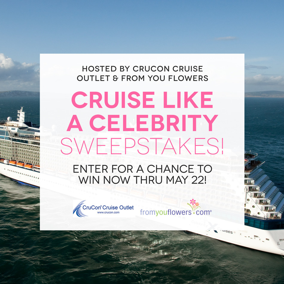 From You Flowers and CruCon Cruise Outlet Partner Together for a Mother's Day Sweepstakes