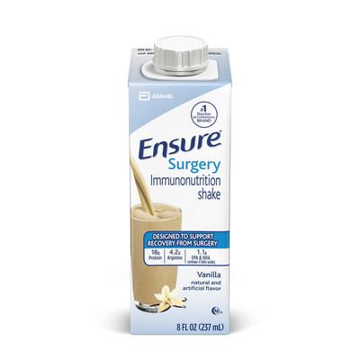 Ensure® Surgery Immunonutrition Shake
