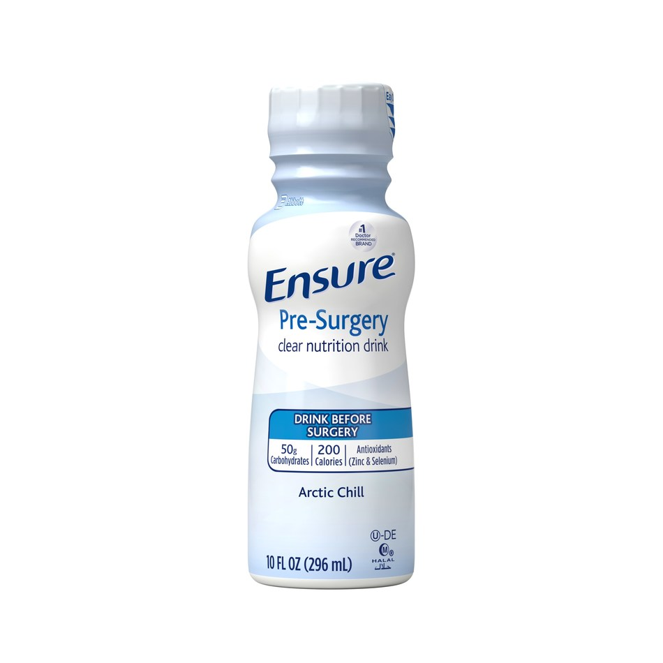 Ensure® Pre-Surgery Clear Nutrition Drink