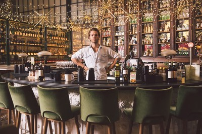 New travel series, World Class List, follows the adventures of Carey Watkins, as he explores the rising trend of cocktail culture, journeying across the globe to some of the world's most dynamic cities to create the ultimate guide to better drinking. (PRNewsfoto/Diageo World Class)