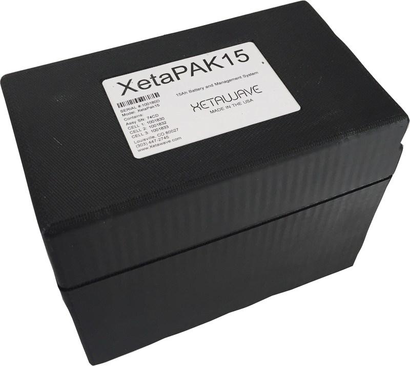 XetaPAK Smart Battery