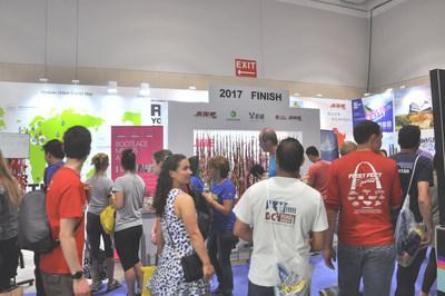 Chinese Sports Organizations Bring Chinese Running Culture to 2017 Boston Marathon