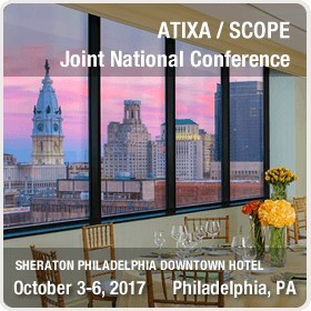 Announcing the 2017 ATIXA/SCOPE Joint National Conference