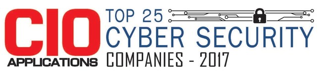 Top 25 Cyber Security Companies of 2017 (PRNewsfoto/SnoopWall, Inc.)