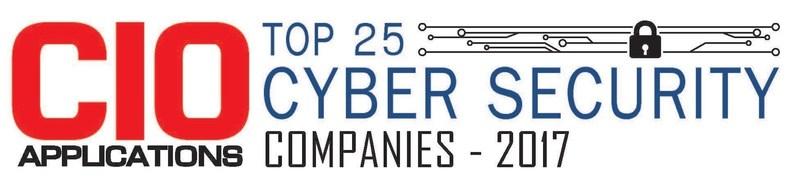 Top 25 Cyber Security Companies of 2017 (PRNewsfoto/SnoopWall, Inc.)