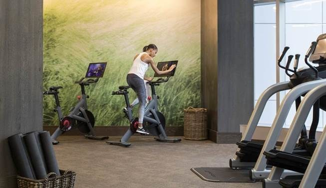 Fitness at your fingertips: Peloton premieres at Westin Hotels & Resorts with first-of-its-kind collaboration that brings live and on-demand Peloton classes to select signature WestinWORKOUT® fitness studios around the country.