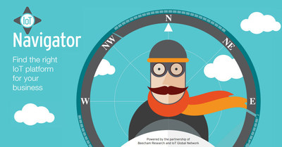 New IoT Navigator tool enables businesses to find tailor-made IoT platforms and partners