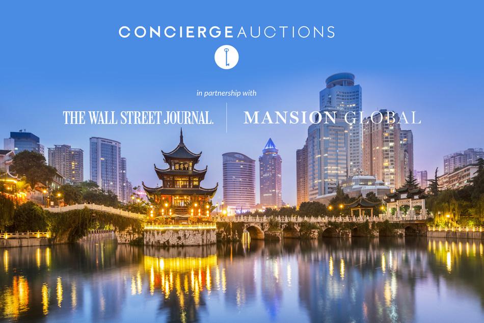 (PRNewsfoto/Concierge Auctions)