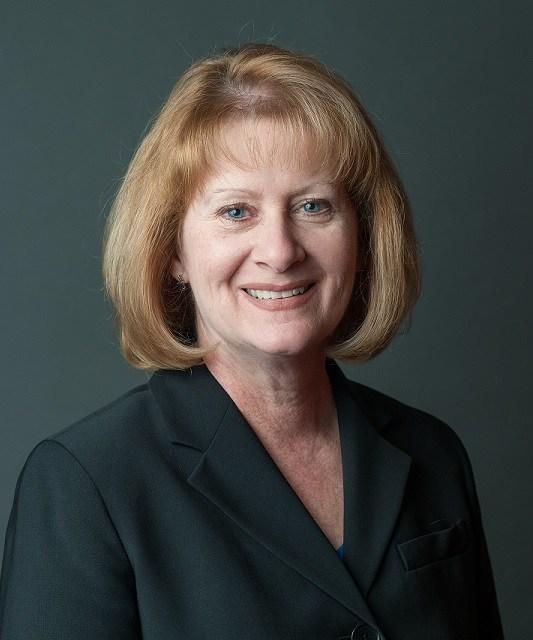 Professor Charlotte Henningsen, recipient of the 2017 Distinguished Sonographer Award.