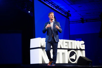 Marketo CEO, Steve Lucas issues call to action at Marketing Nation® Summit-start engaging!