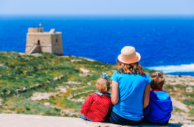Find The Best Mother-And-Kids Getaways With Help From Cheapflights.com