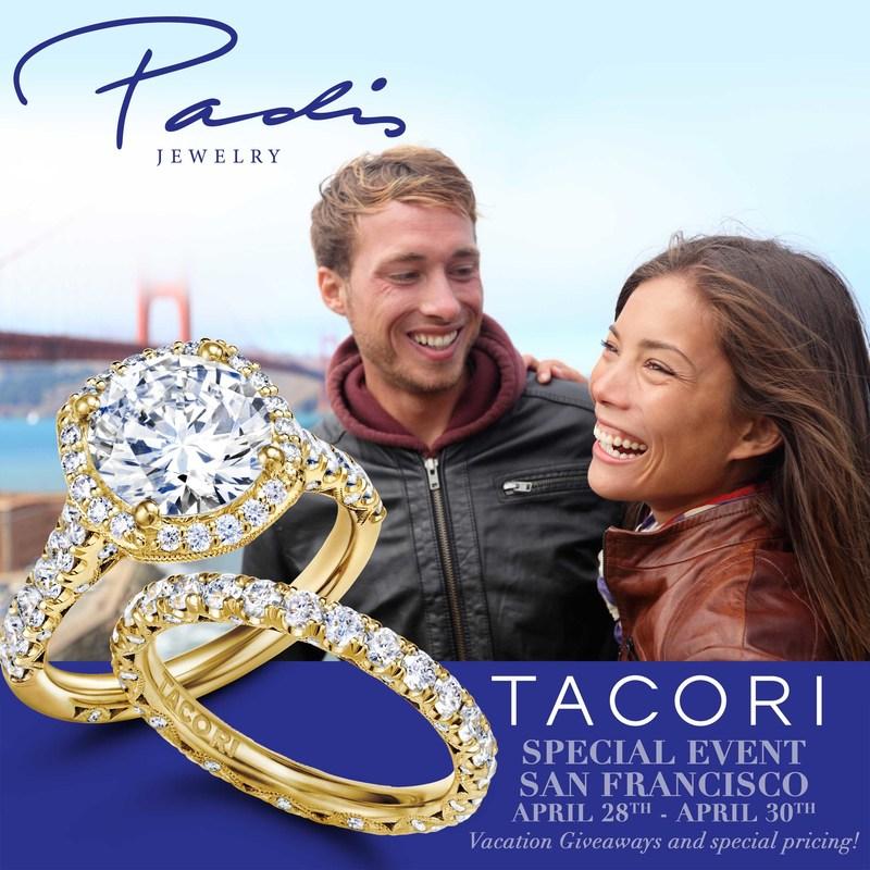 San Francisco's Largest Tacori Event
