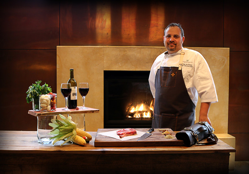 Horseshoe Bay Resort Executive Chef Jay Hunter was selected to co-host an exclusive dinner at the renowned James Beard House in New York City on May 5th.