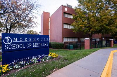 (PRNewsfoto/Morehouse School of Medicine)