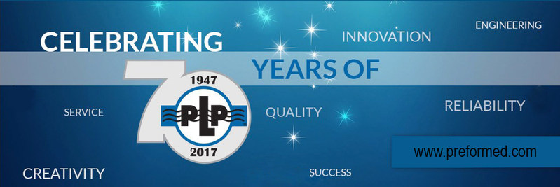Preformed Line Products Celebrates 70th Anniversary