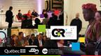 Une centaine de jeunes entrepreneurs francophones réunis à Montréal pour dynamiser la Francophonie économique (Groupe CNW/Les Offices jeunesse internationaux du Québec)