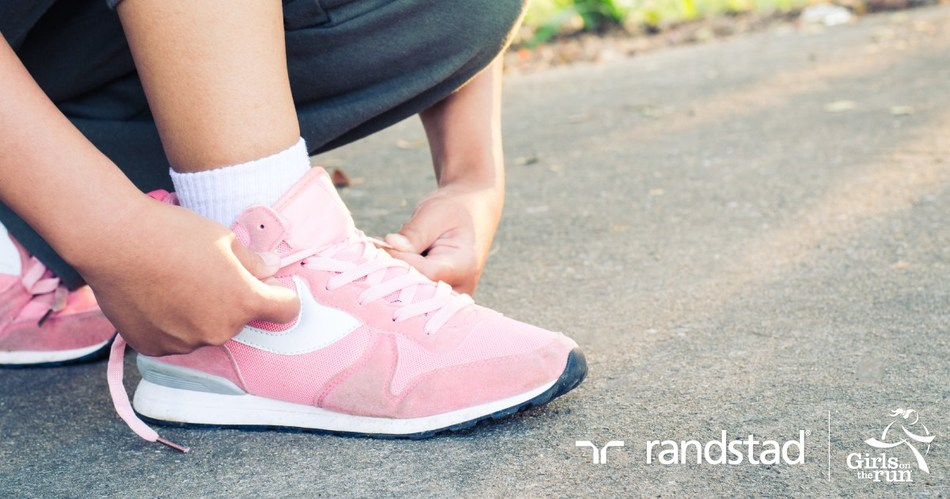 Company's nationwide volunteer sponsorship with Girls on the Run reflects commitment to its communities in which Randstad serves