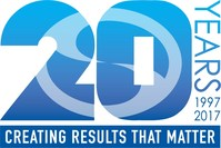 20 years of creating results that matter.