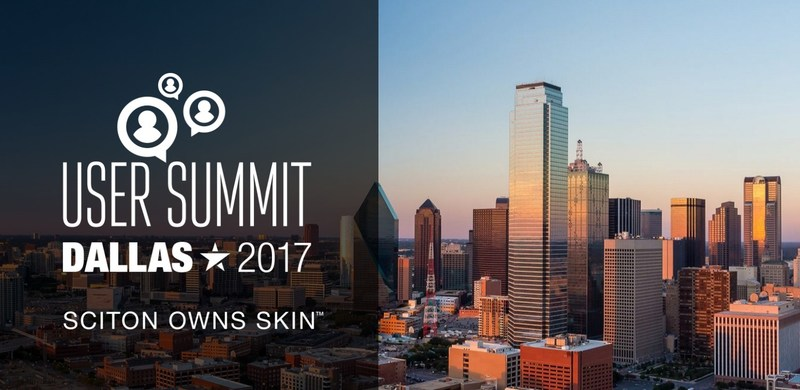 Sciton will hold the world's largest Aesthetic User Summit on November 11–12, 2017 at the Westin Galleria Dallas in Dallas, TX. Early Bird pricing is available through October 10, 2017. For full details and to register, visit scitonsummit.com