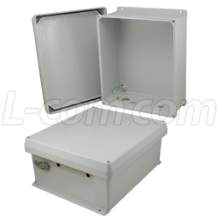 Screw-Down Lid Weatherproof NEMA Enclosures