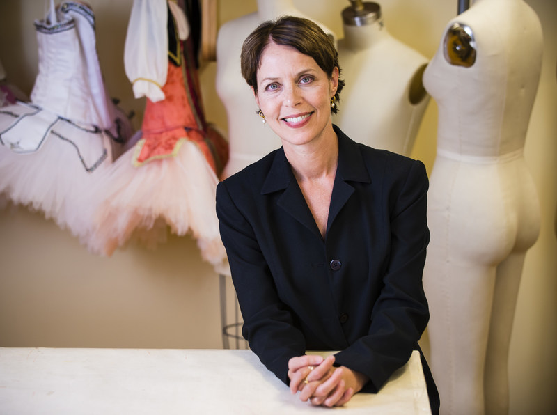 Susan Jaffe, Dean of Dance at the University of North Carolina School of the Arts