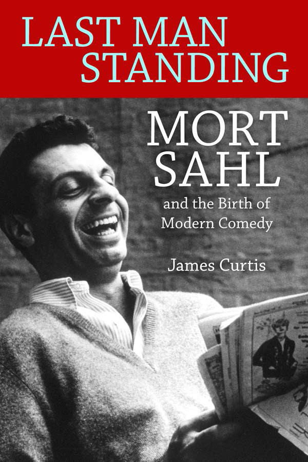 The first in-depth biography of the groundbreaking political comedian will be published May 2 by University Press of Mississippi