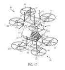 IBM today announced that its inventors have been granted a patent for transferring packages between drones during flight. The invention described in US Patent No. 9,561,852: In flight transfer of packages between aerial drones helps to extend the range of drones that are delivering packages from a warehouse to a customer's home.