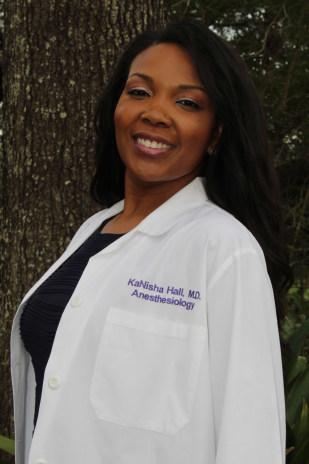 Dr. KaNisha Hall